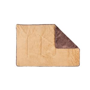 Couverture scruffs Kensington marron 110x75 cm 700815