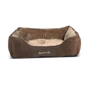 Corbeille scruffs chester L marron 75x60 cm 700826