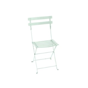 Chaise pliante Bistro vert menthe 38 x 40 x 82 cm 702350