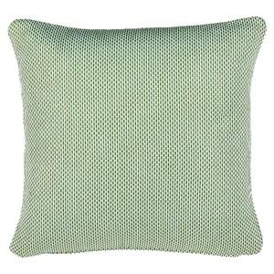 Coussin carré évasion vert Panama 44 x 44 cm 702354