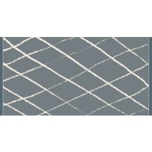 Paillasson Casablanca Ciment roulé bleu nuit 98x50 cm 702588