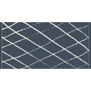 Paillasson Casablanca Ciment roulé gris 98x50 cm 702589