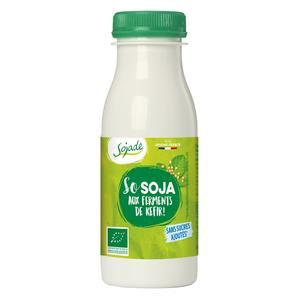 Yaourt aux ferments kéfir nature So Soja - 250 g 703104
