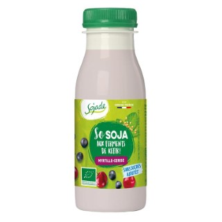 Yaourt aux ferments kéfir myrtille So Soja - 250 g 703176