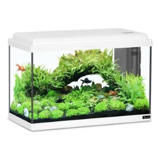 Aquarium ledbio 50 blanc 45 L 704321