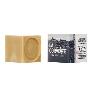 Cube de savon de Marseille extra pur Boîte 100 g 704788