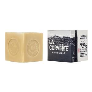 Cube de savon de Marseille extra pur Boîte 500 g 704794