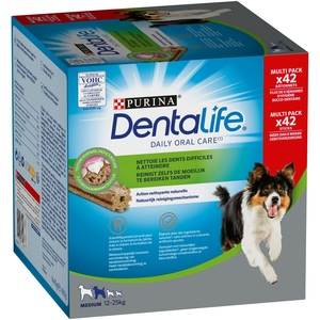 Bâtonnets dentalife medium pour chiens de taille moyenne 966 g 704952