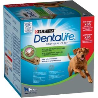 Bâtonnets à mâcher pour chien Dentalife Daily Maxi - 1272 g 704953
