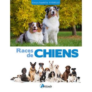 Encyclopédie visuelle des races. Editions Artemis 705434