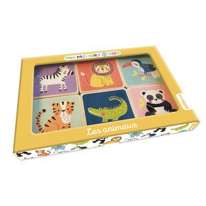 Mon mémory en bois - Les animaux. Editions Auzou 705470