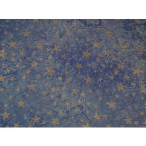 Papier Ciel Foncé Coloré Main 70x100 cm Bleu 680441