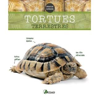 Tortues terrestres. Editions Artemis 708554