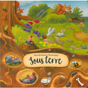 Sous terre. Editions Grenouille 708564