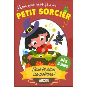 Mon premier jeu de petit sorcier. Editions Auzou 708593