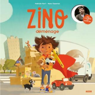 Zino déménage. Editions Auzou 708604