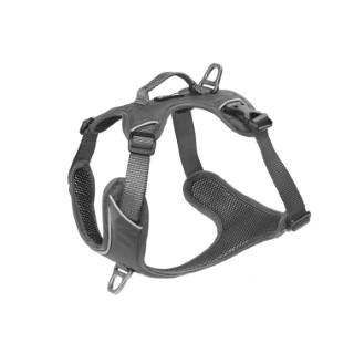 Harnais Momentum Taille 3 Circonférence cage thoracique 53-67cm Gris 708653
