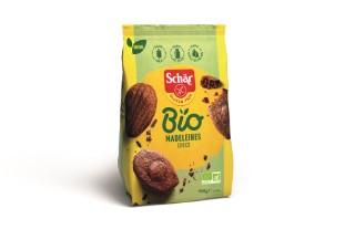 Madeleines chocolat bio sachet 150g 709037