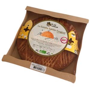 Galette Sablée Frangipane 500g La Pie Curieuse 709527