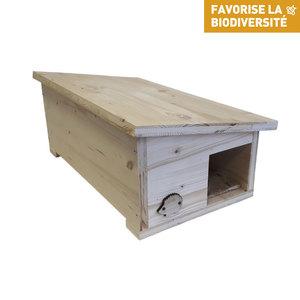 Abri pour hérissons en bois botanic® 710595