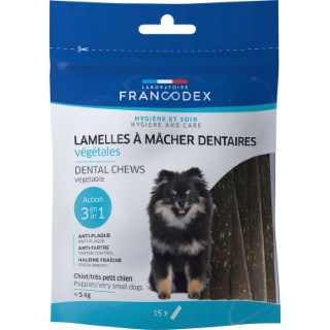 Lamelles pour chiens XS 114 g 710931