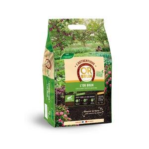 Fertilisant l'Authentique Or brun. Le sac de 8 kg 711799