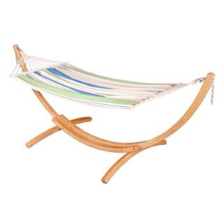 Set hamac CHILLOUNGE® Green Bay - LA SIESTA 713472