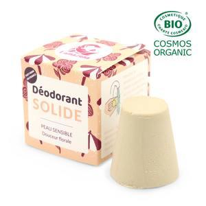 Déodorant solide bio douceur florale peau sensible. Le bloc de 30 ml 714351