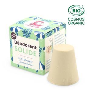 Déodorant solide bio - douceur marine. Le bloc de 30 ml 714352