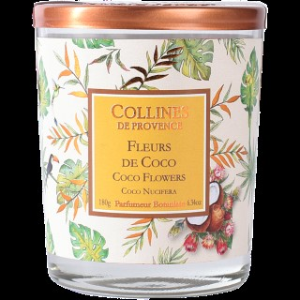 Bougie parfumée fleur de Coco 714731