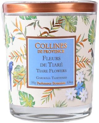 Bougie parfumée fleurs de tiaré 714733