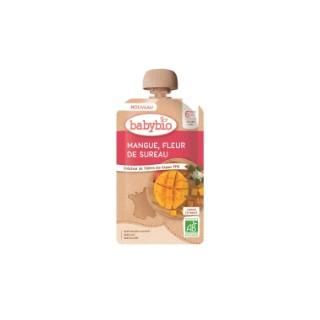 Gourde Mangue Fleur de Sureau 120 g 6 mois+ 714811