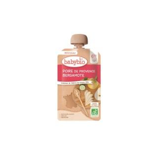 Gourde Poire Bergamote 120 g 6 mois+ 714812