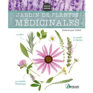 Jardin de plantes médicinales. Editions Artemis 715268