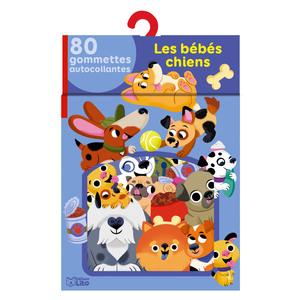 Mes gommettes Les bébés chiens. Editions Lito 715345