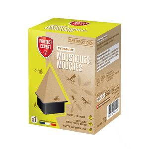 Pyramide répulsive moustiques et mouches 715433