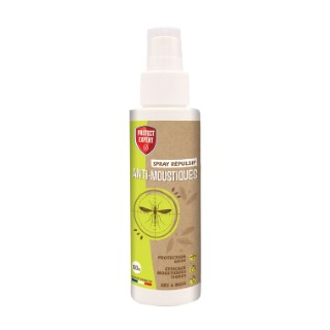 Spray répulsif corporel 100 ml 715434