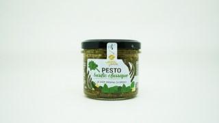 Pesto basilic classique bio - 90 g 715952