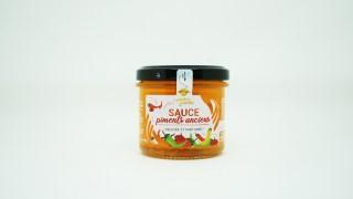 Sauce aux piments anciens bio - 90 g 715956