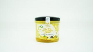 Sauce poivronnade jaune bio - 90 g 715958