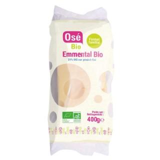 Emmental lait pasteurisé 400 g 716011