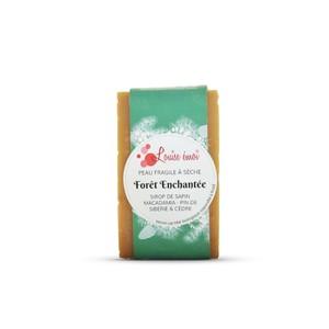 "Savon solide ""Forêt enchantée"" huile de macadamia et sirop de sapin - 100g 716036"