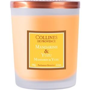 Bougie parfumée mandarine yuzu 716246