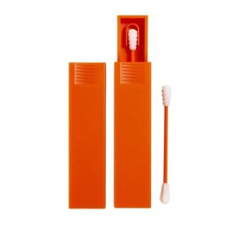 Coton tige réutilisable orange 716292