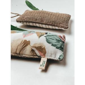 Éponge écologique Coton et Lin 8x13 cm 716466