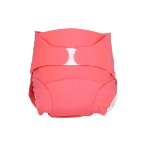 Couche lavable Microfibre Modèle Rose Crevette 6-12 kg 716478