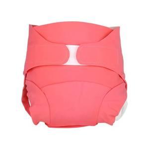 Couche lavable Microfibre Modèle Rose Crevette 9-17 kg 716479