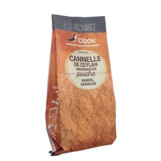 Cannelle poudre bio eco recharge 35g 716570