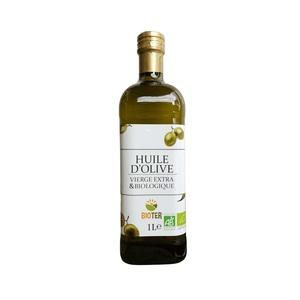 Huile d'olive vierge extra biologique 1L 717165