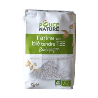 Farine de blé bio T55 - 1 kg 717167